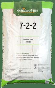 7-2-2 Lawn Fertilizer