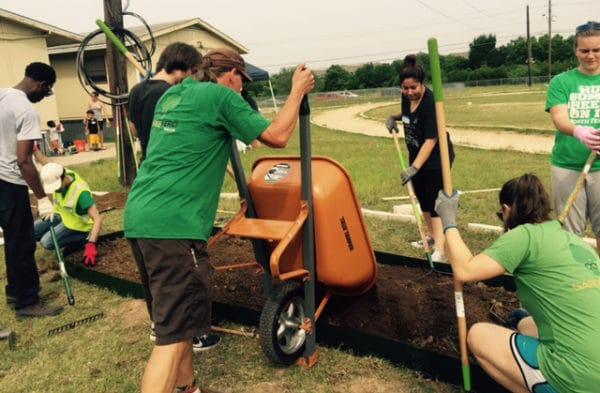Garden-Ville Community Fundraising